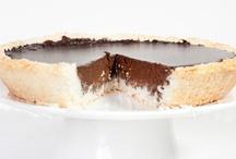 sweet tarts, pies...