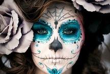 Sugar Skull Love. . / by Cole Lynn