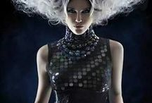 Hair News Network : Avant-garde and Haute Hair Couture