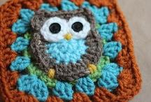 crochet patterns / by Mikhaila Patenaude