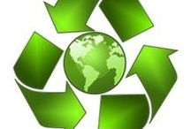 Green / healthy earthly living and caring for mother earth