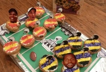Super Bowl Cookie Cups