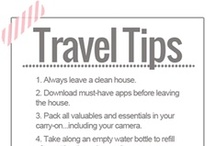 Travel Tips / by Crowne Plaza Concord