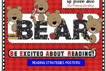 Be Excited About Reading - BEAR week / by Janice Wickery