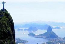 "Rio / ""I'd Rather be in Rio!"" / by Barbara Richman"