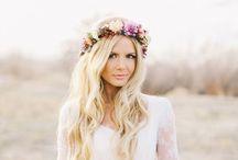 Bohemian Style / Pretty boho styles...fringe, bright colors, lace, etc. / by Barbara Richman