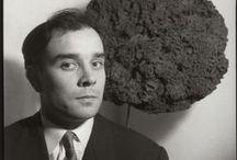Yves Klein / Vagabondages dans l'oeuvre d'Yves Klein, que j'apprécie particulièrement...