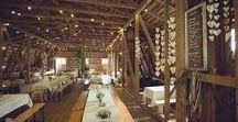 Hääjuhlapaikkoja / Wedding venues