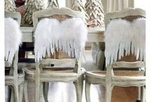 Häätuolien koristelu / Wedding Chair Decor