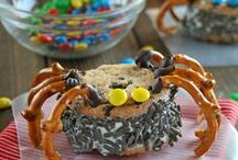 Halloween Ideas & Recipes