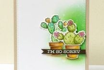 Craft Cards | Stamps Stempel