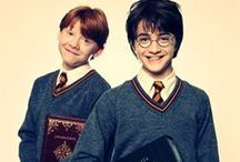 harry and ronald