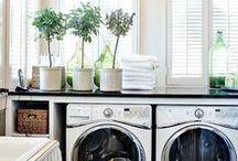 Wäsche-Raum / wäsche, wäscheraum, waschen, inspiration laundry room, laundry, washing maschine, fashion, clothes, clean, detergent, washing, household, wife, mother, children, baby, family, home, design, interior, modern