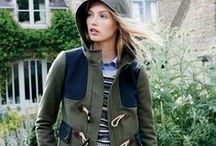 Coats / Mmm, my favorite winter accessory.  cozy warm coats.