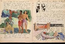 Journals + Sketchbooks