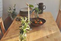 Natural handmade homes and interiors