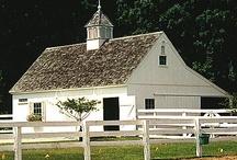Barns and rural buildings
