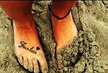 tattoos  / by Jessica Zigler