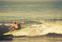 Surfing / Random surf related stuff, surfboards, fins, handplanes, wetsuits and other asstd surfing gear / by David Lawless