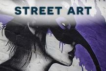 Street Art / Street art from around the globe.