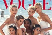 Victoria's Secret Cover Girls / From New York to Paris to Tokyo, VS Angels are everywhere!