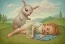 Marion Peck / Pop Surrealism