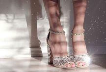 Shoes dazzle me!  :-) / by Mital Patel