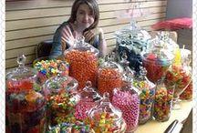 Birdie Buffets (Candy & Treat Buffets)