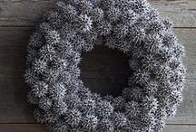 Wreaths / by Allie Fields