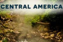 Central America Travel / Discovering and exploring all the countries around Central America.
