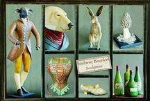 Mélanie Bourlon Artiste Sculpteur