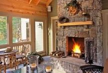 Fabulous Fireplaces / by Pratt & Lambert Paints