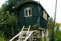 Vardos   Shepherds huts   Tiny homes
