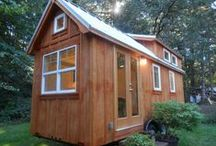 Tiny House project / Currently in the process of downsizing and shifting towards a minimal lifestyle so I can eventually build a tiny house on wheels and live debt free with a part time job. More pins on my other board Vardos|Shepherds Huts|Tiny houses