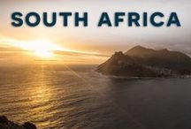 Visit South Africa / Everything you want to know and see about South Africa
