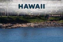 Visit Hawaii / Aloha and E komo mai to Hawai'i. The beauty of all the Hawaiian islands - Hawaiʻi, Maui, Kahoʻolawe, Lānaʻi, Molokaʻi, Oʻahu, Kauaʻi, and Niʻihau.