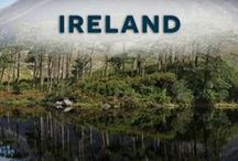 Visit Ireland / Explore the Emerald Isle - Good craic, Guinness and beautiful landscapes, do we need to say more?