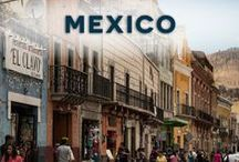 Visit Mexico / Culture, history, and incredible landscapes. Viva Mexico!