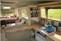 Tiny homes - bus conversions