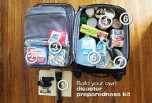 disaster preparedness / by Shaina Longstreet