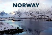 Visit Norway / If you're looking for nature, Norway is the place you'll find it.  / by Hecktic Travels