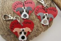 Valentine's for Dog Lovers / gifts and things with hearts, love and Valentine's Day in mind