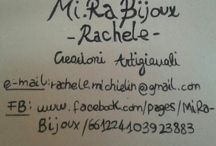 Mi.Ra Bijoux / http://www.facebook.com/MiraBijouxRachele