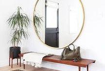g r e e t  ⌓ ◦ ◟ / minimal entryway, entryways ideas and inspiration, minimalist home ideas and inspiration, minimal living, boho style, mid-century style, minimalism, minimalist, minimalism inspiration, minimalist ideas