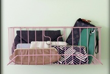 Organize It / With three kiddos and a messy hubby, I always need to organize something!  / by MVB Style