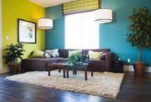 interior / decorating and design / by Miranda Hart