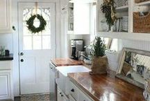 decorating thoughts / inspiration and ideas for creating a home..