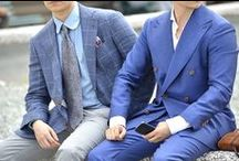 Fashion & Style / Lots and lots of our favourite Menswear. Hopefully we have good taste. / by Menswear Style