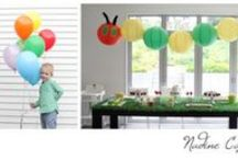 The  Very Hungry Caterpillar Party / by Pop Roc Parties