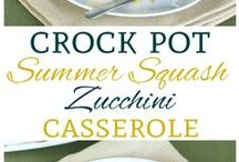 Crock Pot  - Slow Cooker - Slow Cookin' / Everything and Anything you can make in the CrockPot